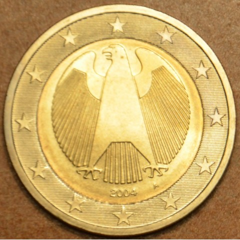 "2 Euro Germany ""A"" 2004 (UNC)"