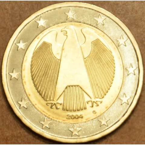 "2 Euro Germany ""G"" 2004 (UNC)"