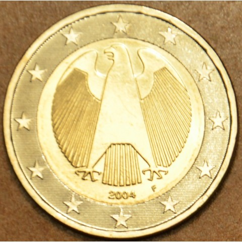 "2 Euro Germany ""F"" 2004 (UNC)"