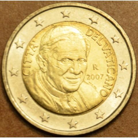 2 Euro Vatican 2007 (BU)