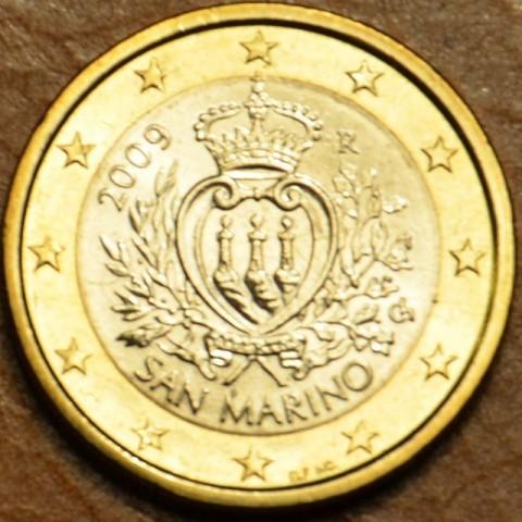1 Euro San Marino 2009 (UNC)