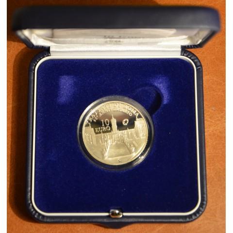 10 Euro Italy 2007 - Trattati di Roma (Proof)