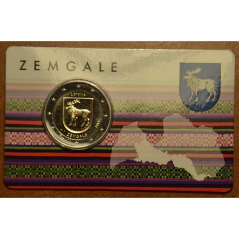 2 Euro Latvia 2018 - Zemgale (BU)
