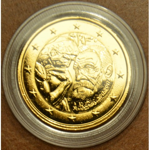 2 Euro France 2017 - Auguste Rodin (gilded UNC)