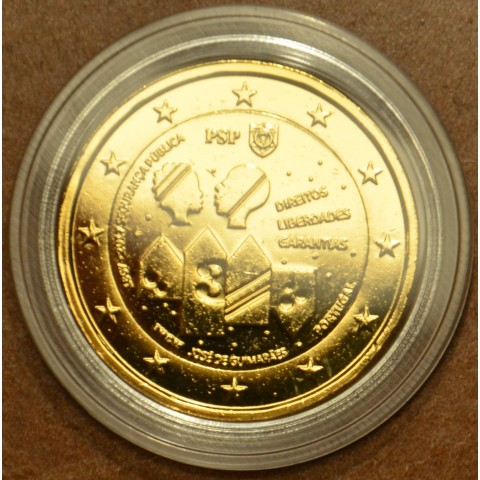2 Euro Portugal 2017 - Public Security Police  (gilded UNC)