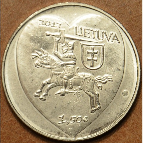 1,50 Euro Lithuania 2017 Kaziuko Muge (UNC)