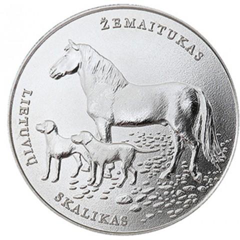 1,50 Euro Lithuania 2017 Zemaitukas (UNC)