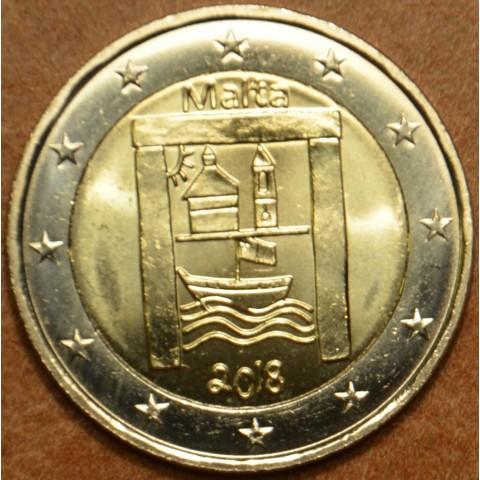 2 Euro Malta 2018 - Cultural heritage (UNC)