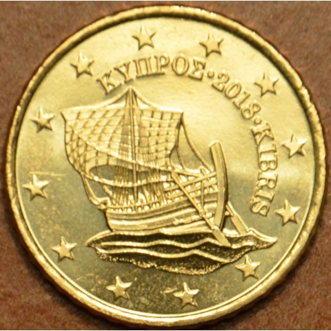 50 cent Cyprus 2018 (UNC)