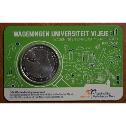 5 Euro Netherlands 2018 - Wageningen (UNC)