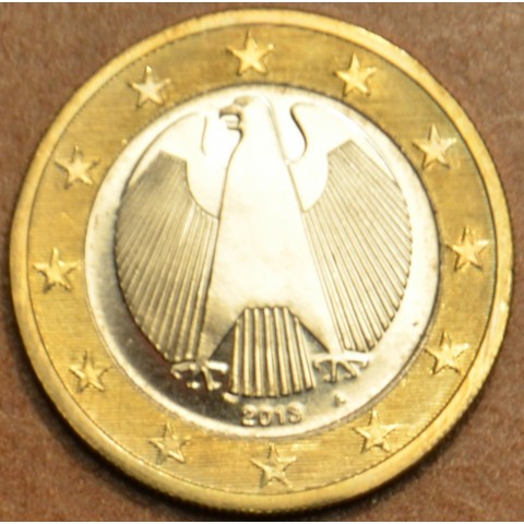 "1 Euro Germany ""A"" 2013 (UNC)"