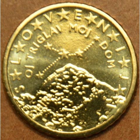 50 cent Slovenia 2018 (UNC)