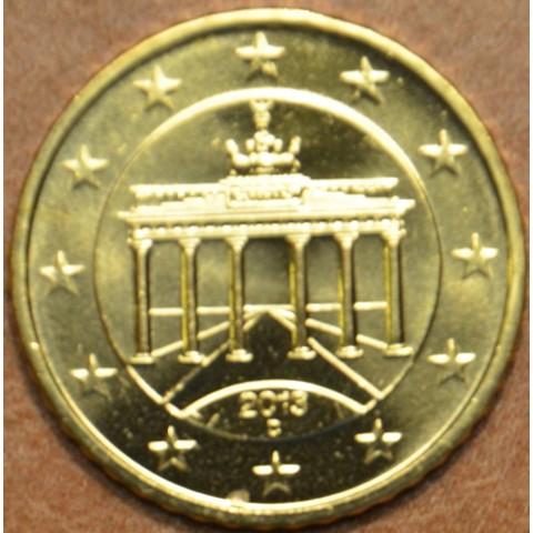 """50 cent Germany """"D"""" 2013 (UNC)"""
