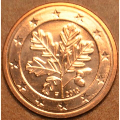 "2 cent Germany ""F"" 2013 (UNC)"