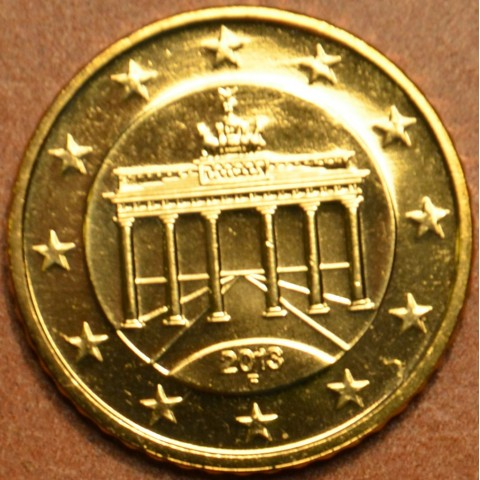 "50 cent Germany ""F"" 2013 (UNC)"