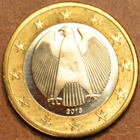 "1 Euro Germany ""F"" 2013 (UNC)"