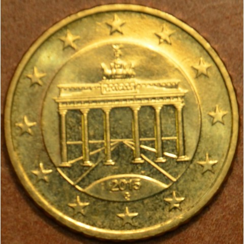 """10 cent Germany """"G"""" 2015 (UNC)"""