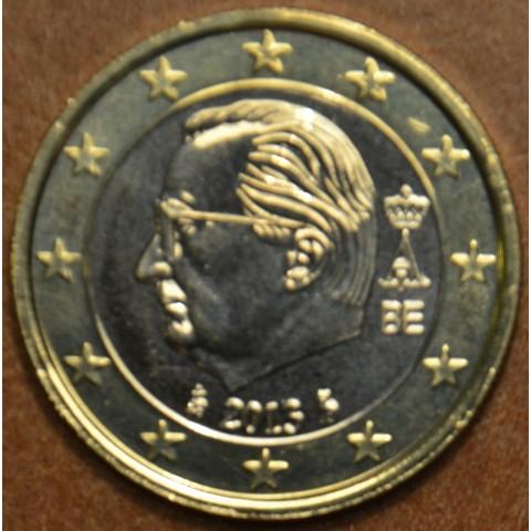 1 Euro Belgium 2013 (UNC)