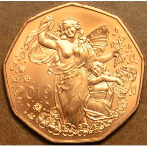 5 Euro Austria 2019 New Year coin (UNC)