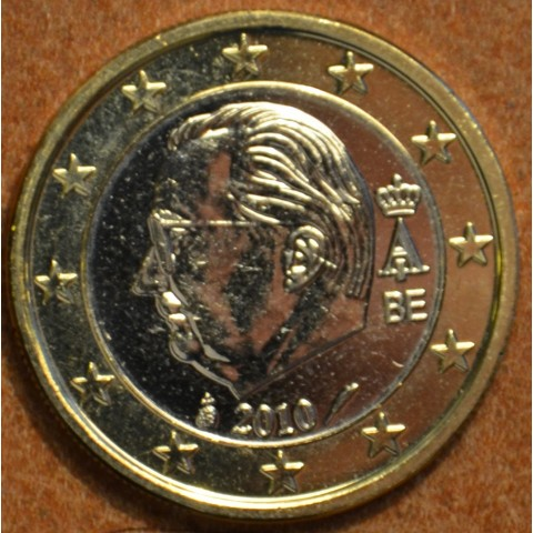1 Euro Belgium 2010 (BU)