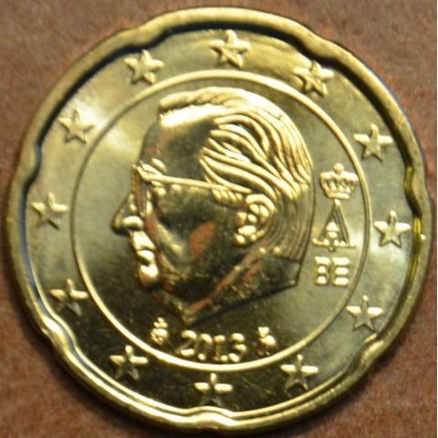 20 cent Belgium 2013 (UNC)