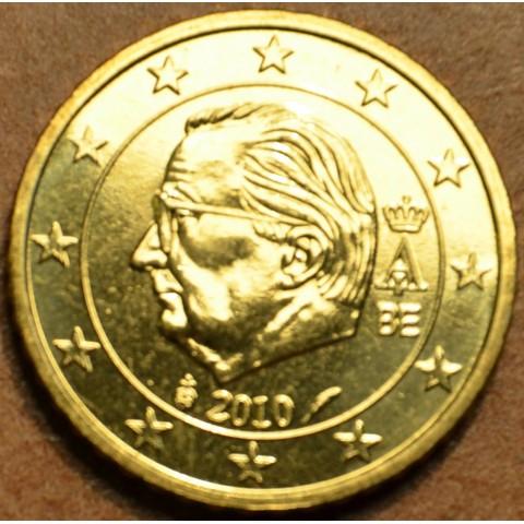 50 cent Belgium 2010 (UNC)