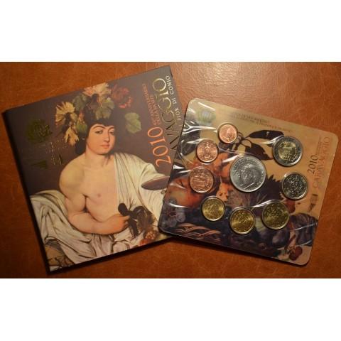 Official 9 coins set of San Marino 2010 (BU)