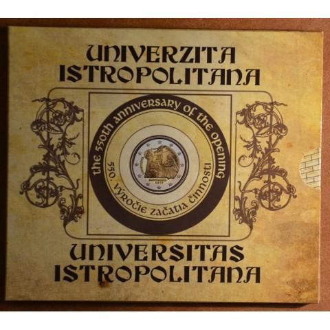 Set of 9 Slovak coins 2017 Istropolitana (BU)