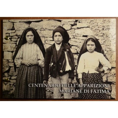 2 Euro Vatican 2017 Numisbrief  - Fatima (BU)