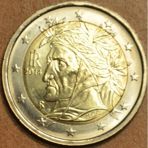 2 Euro Italy 2014 (UNC)