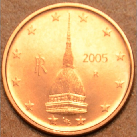 2 cent Italy 2005 (UNC)
